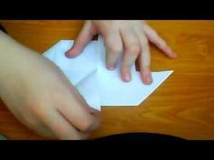 ▶ How to make a paper beyblade that spins long - YouTube