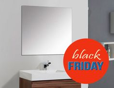 Black Friday, oh yeah!We are doing something big for Black Friday. Minimalist Bathroom Furniture, Home Decor Trends 2018, Randal, Interior Decorating, Interior Design, Discount Shopping, Vanities, Black Friday, Something To Do