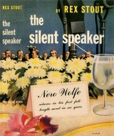 Terrific Nero Wolfe book by Rex Stout