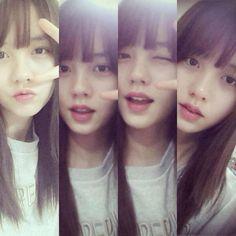 kim so hyun Child Actresses, Korean Actresses, Who Are You School 2015, Kim Sohyun, Joo Hyuk, Drama Korea, Kpop, Kawaii Girl, Little Sisters