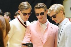 Hackett SS15 at London Collections: Men
