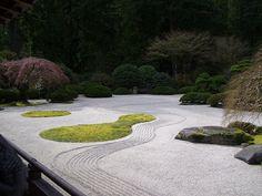 "Japanese Garden ""Zen"" by 54jessiejames"
