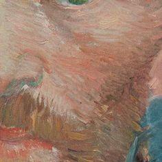 Self-portrait, Vincent van Gogh, 1887 - Vincent van Gogh - Artists - Rijksstudio - Rijksmuseum