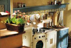 Cottage decor: Kitchen | Marchi Group