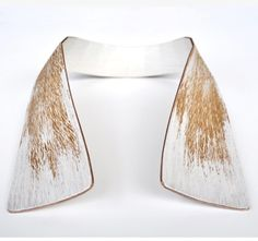 Dori Tomcsanyi - Juhos Janka Wood Collar