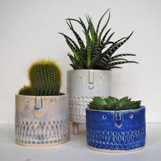 Atelier Stella - pots. Last sale before Christmas will be on Tuesday 9th at 8pm (GMT)
