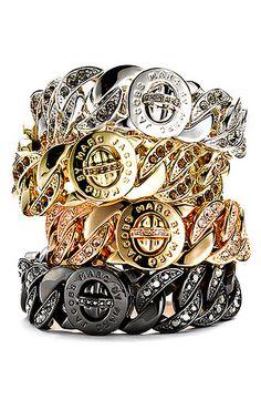Marc Jacobs bracelets