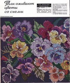 Gallery.ru / Foto # 9 - Oye, ¿Hay alguien ahí violetas - Turakova