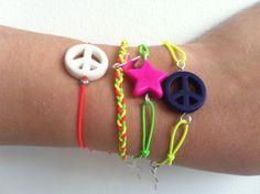 Ook leuk om meerdere armbanden te dragen!