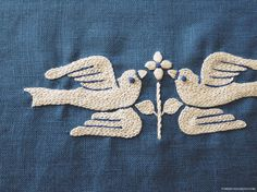 Yumiko Higuchi website - gorgeous embroidery