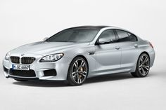 2014 BMW M6 Gran Coupe Bows With 560-HP V8