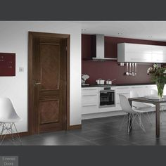 Internal Walnut Kensington Prefinished Fire Doors  A 30 minute certified fire door that meets all current fire regulations, the walnut Kensington will add the fell of luxury to any interior.  We aim to dispatch all orders within 48 hours, standard delivery is 3- 5 days. We can also offer Next Day Delivery  Visit us to know more about this product and other related products and take benefit of our exclusive discount coupon  #Doors #EmeraldDoors #InteriorDoor #FullyFinishedDoors #InternalDoor…