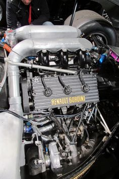 Renault_F1_turbo_engine_in_a_Lotus_95T_John_Player_Special
