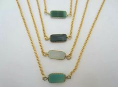 Necklaces - collares - fashion - style - jewelry - accessories - moda