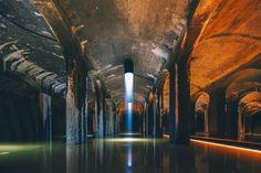The Cisterns, Copenhagen, Denmark.