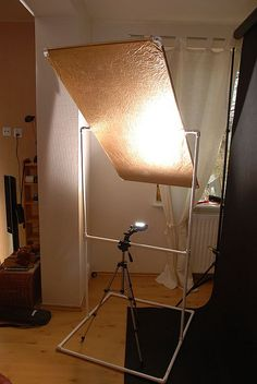 PVC lighting ideas for photography...