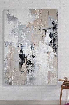 Textured Canvas Art, Abstract Canvas Art, Diy Canvas Art, Modern Abstract Art, Canvas Painting Designs, Texture Painting On Canvas, Textured Painting, Modern Canvas Art, Oil Painting Abstract