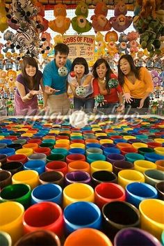 ideas church carnival games plastic cups for 2019 - Fiesta casera Church Carnival Games, School Carnival Games, Diy Carnival Games, Spring Carnival, Kids Carnival, Carnival Birthday Parties, Carnival Themes, Circus Birthday, Circus Party