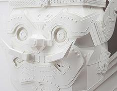 """Check out this @Behance project: """"VIJITSIEAN Papercraft"""" https://www.behance.net/gallery/27372413/VIJITSIEAN-Papercraft"""
