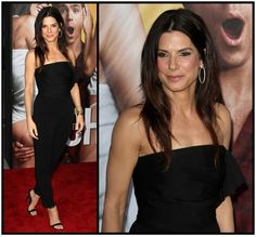 Black Catsuit worn By Sandra Bullock. Buy your Catsuit for dance from DCUK Dance Clothes.