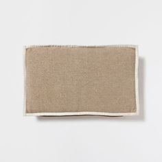 RUSTIC SQUARE LINEN PILLOW - Decorative Pillows - Decor and pillows | Zara Home United States