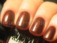 Contrary Polish Gilded Oak