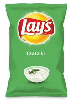 Wouldn't Tzatziki be yummy as a chip? Lay's Do Us A Flavor is back, and the search is on for the yummiest flavor idea. Create a flavor, choose a chip and you could win $1 million! https://www.dousaflavor.com See Rules.