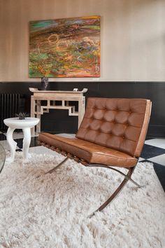 Amy Schuermann Interiors Showroom - contemporary - living room - cincinnati - Amy Schuermann Interiors