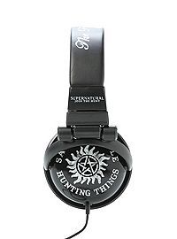 HOTTOPIC.COM - Supernatural Family Business Headphones