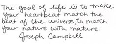 Joseph Campbell was an American author and teacher best known for his work in the field of comparative mythology.