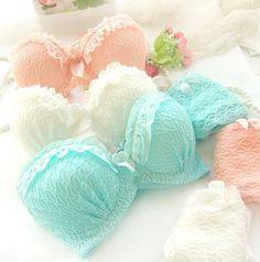 Beautiful Soft and Sexy Bra & Panty Set, all Sizes