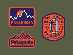 Patagonia FW 16 by Neil Hubert #Design Popular #Dribbble #shots