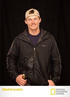 Conheça Dallas Seavey, um dos oito exploradores desta expedição de proporções épicas. Desafio Alasca. #DesafioAlasca Confira conteúdo exclusivo no www.foxplay.com