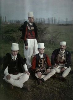 Albanians 1930