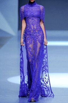 Michael Cinco Couture Spring/Summer 2015