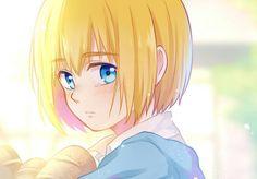 Young Armin Arlert  Attack On Titan / SnK