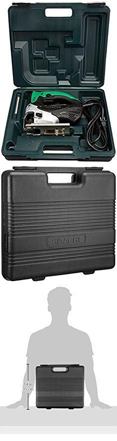 Hitachi Amp Variable Speed, Hitachi 325090 Plastic Carrying Case for the. Hitachi Amp Variable Speed Jig Saw. Roofing Nailer, Angle Grinder, Home Tools, Variables, Amp, Wood, Metal, Woodwind Instrument, Timber Wood
