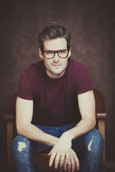 Guys With Glasses : Photo