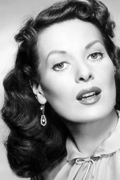 MAUREEN O'HARA /// So lovely in so many roles, and a real doll in that John Wayne film shot in Ireland, yet she was so fierce, so formidable, that ultimately, she was frightening--even in the Parent Trap, in which she was in love, the result was chilling… AC