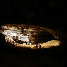 Gruta da Lapa Doce - Chapada Diamantina, Ba