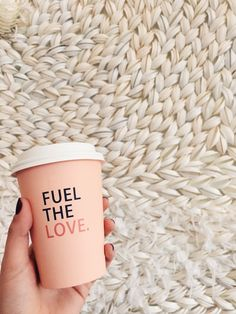 Fuel the love of coffee