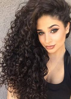 30 Long Curly Hairstyles ideas 2018