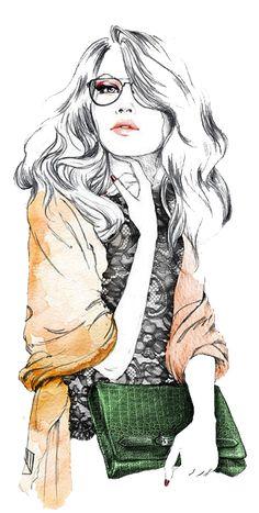 Chica PNG Vintage (No hecha por mi) by Marianevic.deviantart.com on @DeviantArt