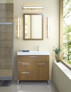 High Quality Fairmont Designs Metropolitan Collection Vanity U0026 Sink Set   Teak