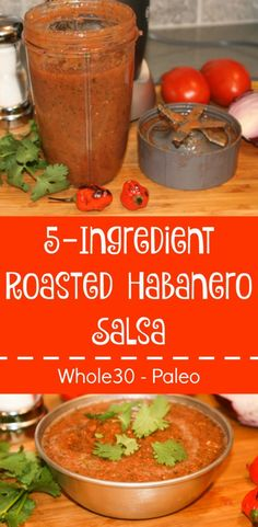 The fresh flavorful salsa is easy to make and requires only five ingredients: tomatoes habanero peppers onion cilantro and salt. Easy Keto and Low Carb salsa. Best foods and diet plan for pre-diabetes and diabetes home remedies # Habanero Recipes, Tuna Recipes, Sauce Recipes, Mexican Food Recipes, Real Food Recipes, Cooking Recipes, Keto Recipes, Habanero Sauce, Gastronomia