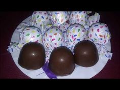 Chocolates, Breakfast, Desserts, Cake Pop, Pastel, Youtube, Chocolate Art, Strawberry With Chocolate, Drink