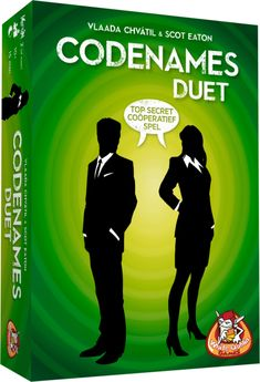 Just like the original Codenames, you must use one-word clues to get someone to identify your agents, but now you work in a team in Codenames Duet. As a team, you must give hints to suss out spies and avoid assassins. Leadership Activities, Physical Education Games, Team Building Activities, Group Activities, Health Education, Spy Board Game, Black On Both Sides, Secret Game, Elementary School Counseling