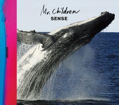 goen°が手がけた、Mr.Children「SENSE」(株式会社トイズファクトリー)を紹介します。