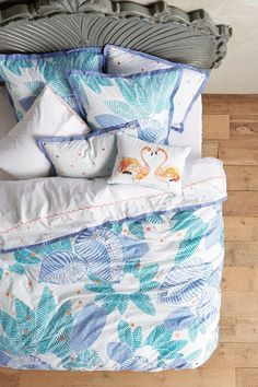 Vignette Duvet - Full at Anthropologie - Trendslove