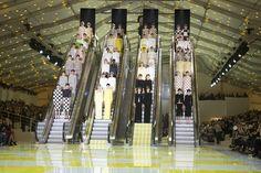 Le défilé Louis Vuitton printemps-été 2013